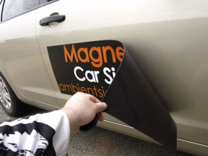 Vehicle Magnets magnetic sign 1 300x225